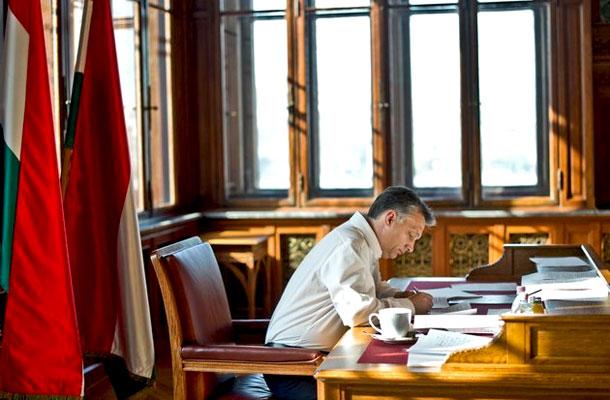 Orbán Viktor köszöntője