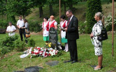 Megemlékezés gróf Esteházy János mártírhalának hatvanadik évfordulójáról