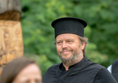 Paulisz Boldizsár temetése