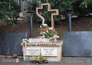 L'oblazione di vita di János Esterházy ricordato a Praga