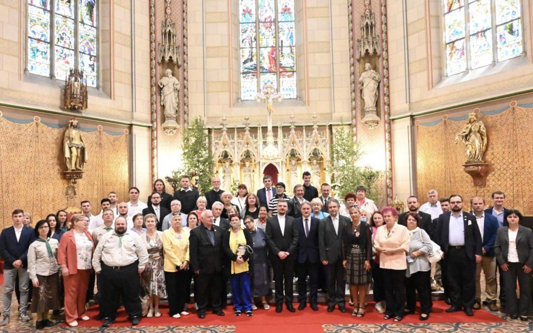 Esterházy-emlékünnepséget tartottak Csehországban