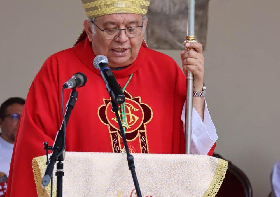 Mons. Orosch Jánosnak, a Nagyszombati Főegyházmegye érsekének szentbeszéde Alsóbodokon, az Isten szolgája Esterházy János születése 120. évfordulója alkalmából meghirdetett Esterházy János Emlékévében 2021. szeptember 18-án