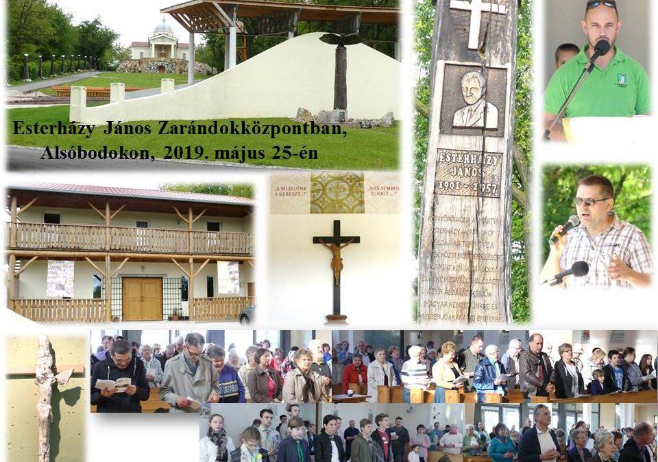 Boldog Meszlényi Zoltán Római Katolikus Templom és Szent Adalbert Plébánia levele
