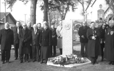 Esterházy János emlékhely Nagycsalomja