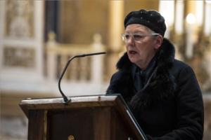 """Esteházy János emlékérem átadás Dagmar Babčanovának és Mons. Magr. Ďurčo Zoltánnak – Budapest, 2019.március 6."""""""