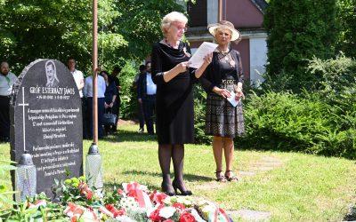 Dr. Kocsis László köszöntője a mírovi Esterházy-megemlékezésen